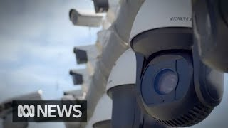 Chinese video surveillance network used by the Australian Gove…