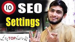 Blogger SEO Tips And Tricks For Increasing Visitors in Urdu Hindi