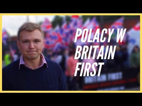 """""""To już nie jest Anglia"""" Reportaż o Polakach w Britain First"""