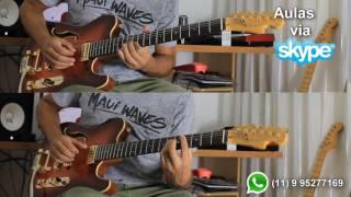 GuitarCam - Teu Santo Nome - Gabriela Rocha -