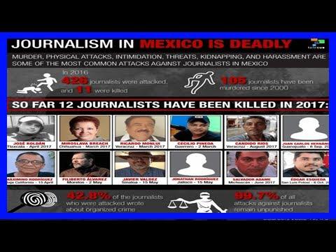Breaking News | New award to honor murdered journalists in latin america