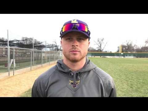 Mitchell Bauer Comments After Minnesota State Baseball Sweeps Concordia-St. Paul