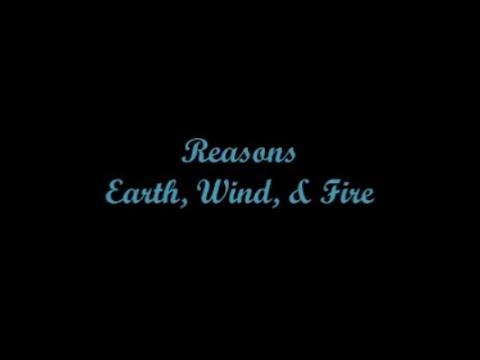 Reasons (Razones) - Earth, Wind, & Fire (Lyrics - Letra)