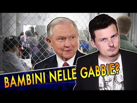 NELLE GABBIE? La questione dei migranti separati dai figli