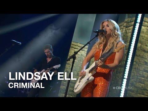 Lindsay Ell Performs | Criminal | 2018 CCMA Awards
