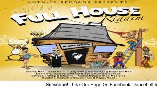 Full House Riddim Instrumental - 2015