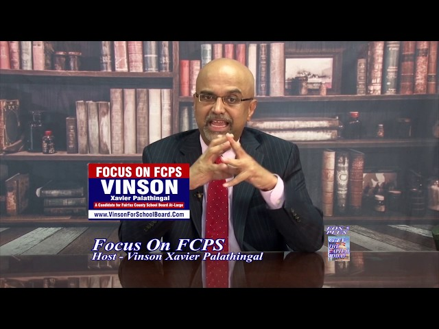 VINSON FOR SCHOOL BOARD - SEPT 28 2019