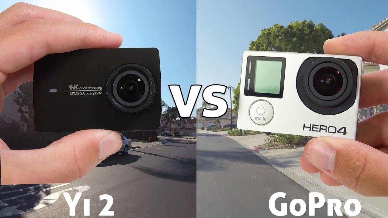 xiaomi yi 2 4k action camera review vs gopro 4k youtube. Black Bedroom Furniture Sets. Home Design Ideas