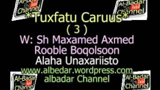 TUXFATU CARUUS QEEBTA 3AAD SH MAXAMED AXMED ROOBEL BOQOLSOON RAXIMULLAH - YouTube.flv