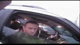 Навальный снова нарушил подписку о невыезде(Снова нарушение подписки о невыезде и снова ложь. Или Навального и вправду зовут Петров Иван Сергеевич?..., 2014-01-27T11:46:37.000Z)
