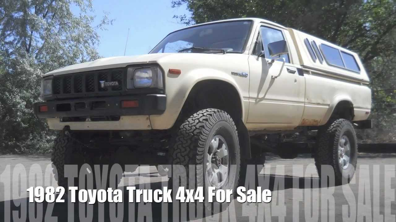 Toyota 4 by 4 Used Truck For Sale - YouTube
