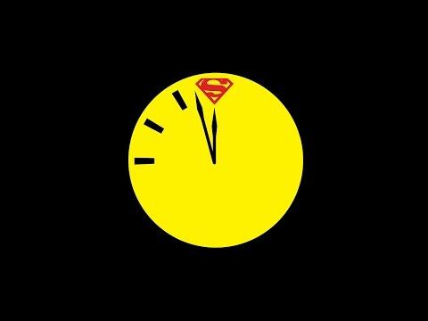 DC COMICS DOOMSDAY CLOCK: GEOFF JOHNS INTERVIEW ANALYSIS