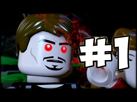 LEGO MARVEL'S AVENGERS - Part 1 - Avengers Assemble!