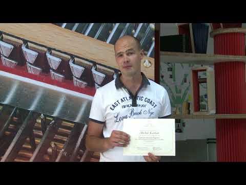 Testimonial (Czech): Michal - Accordion Craft Academy