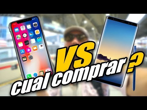 Download Youtube: iPhone X  vs Samsung Galaxy Note 8 | Vlog en JAPON [By JAPANISTECH]
