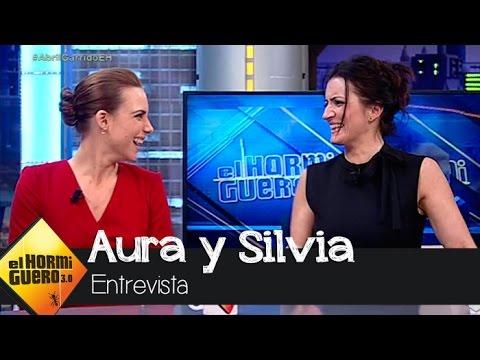 Aura Garrido nos cuenta sus tácticas de ligoteo  El Hormiguero 3.0