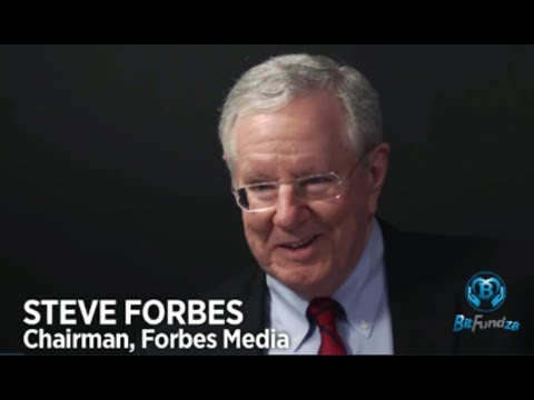 "BitFundZa Bitcoin | Steve Forbes  - ""Blockchain & CryptoCurrency Will Eliminate Poverty"""