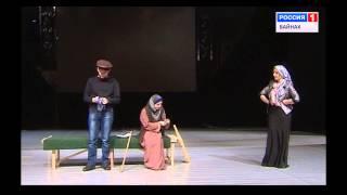Нохчийн забарш (на сцене) 1 - Чечня