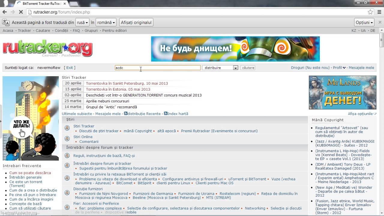 cele mai bune site-uri de torrente romanesti