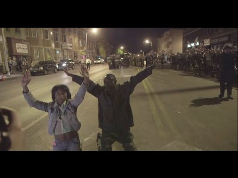 LIVE: Baltimore protests rage on as state of emergency is declared