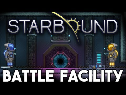 Starbound Battle Facility Download!