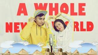 Download ZAYN, Zhavia Ward - A Whole New World (from Aladdin) cover by Veronika Sihombing ft Bahdar Novian HD