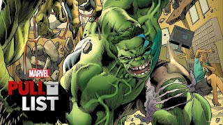 Explosive Transformations in THE IMMORTAL HULK and WAR OF THE REALMS! Marvel's Pull List