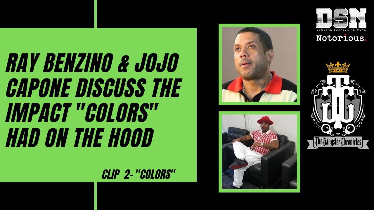 "TGC   Benzino: When ""Colors"" dropped Boston went crazy!"