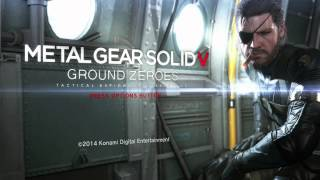 Harry Gregson-Williams & Ludwig Forsell - Metal Gear Solid V Ground Zeroes OST Escape Theme