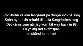 Kent - Columbus [lyrics]