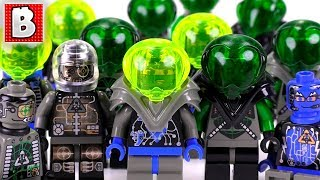 Every LEGO Insectoids Minifigure EVER MADE!!! | Collection Review