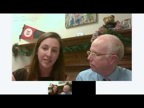 Washington University talks about academics -- Hangout On Air