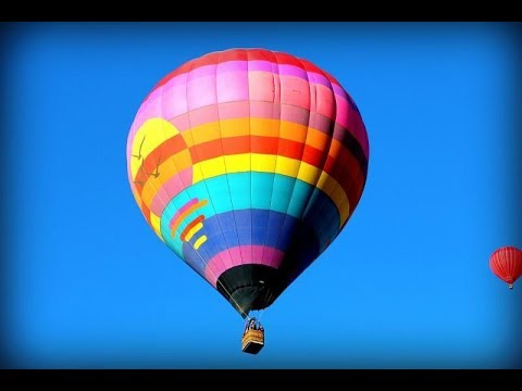 Воздушные шары делают так !