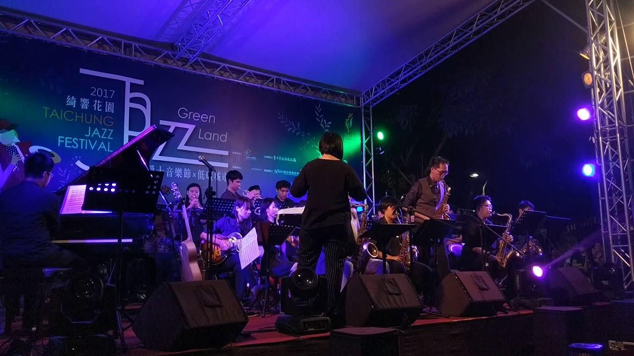 Caravan(電影 進擊的鼓手 使用曲)2017臺中爵士音樂節:臺大騷動大樂團 - YouTube