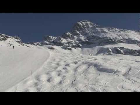 Monterosa ski - Europe's best kept secret. Italian ski resor