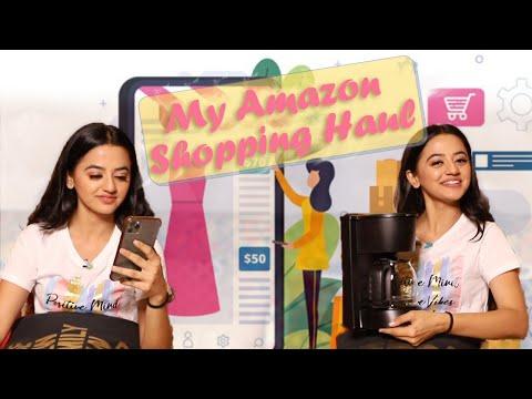 MY AMAZON SHOPPING HAUL | Helly Shah