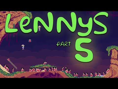Lennys (Lemmings Clone) Part 5 - Digging Abilities - Unity T