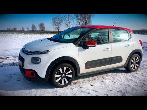 Oko Citroënu C3 vidí všetko!