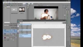 Видео-урок по работе с видеоэффектами в Sony Vegas Pro 9.wmv