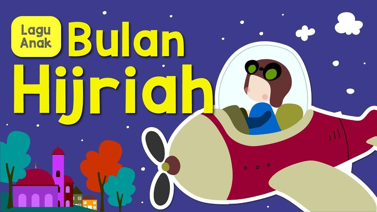 Lagu Anak Anak Bulan Islam   Bulan Hijriah Nama Bulan Islam   Yufid Kids