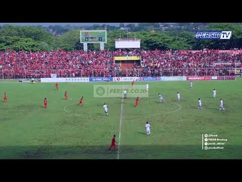 Highlight PERSIJAP (0) vs (2) PERSIB | UJI TANDING | 9 FEBRUARI 2018