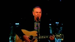 Neil Diamond - Save Me A Saturday Night (Live 2006)