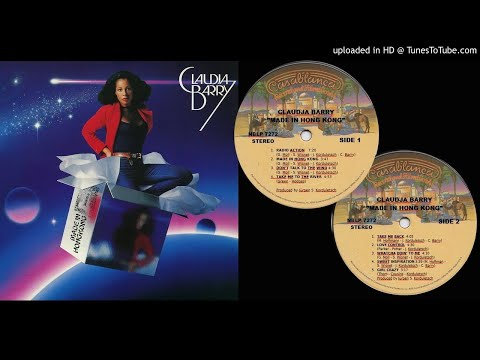 Claudja Barry: Made In Hong Kong (Full Album - Expanded Version)
