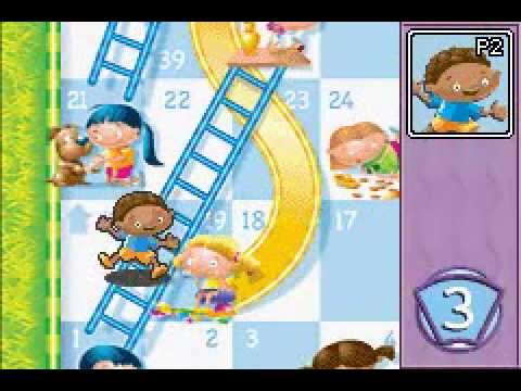 chutes and ladders for GameBoy Advance