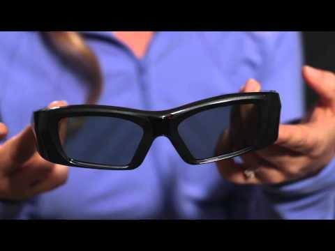 3ACTIVE Active Shutter 3D Glasses Instructional Video