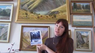 Приглашение на онлайн мастер-класс живописи 9 ноября и новую конференцию живописи