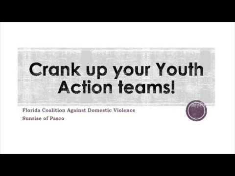 Crank Up Your Youth Action Teams
