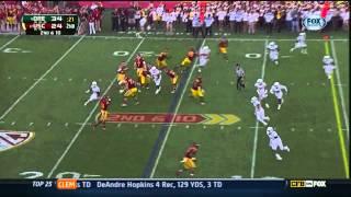 Matt Barkley vs Oregon 2012