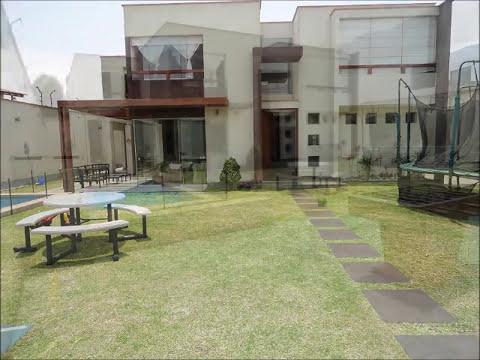 Ventasprimeras venta casa moderna exclusiva la molina lima for Casas modernas lima