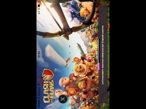 How to download clash of clans mod with cydia (iOS)